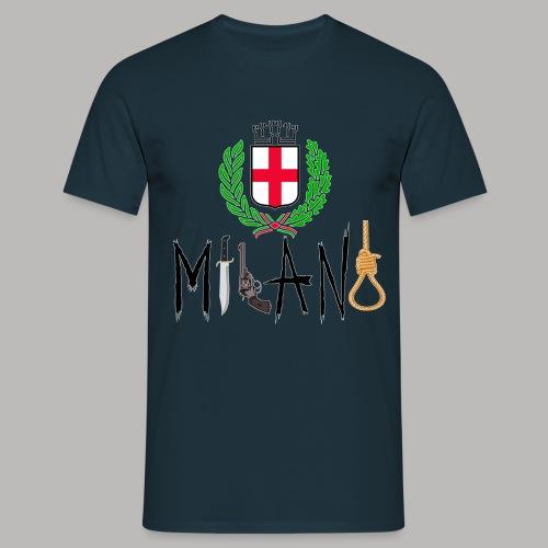 Milano Armata - Maglietta da uomo