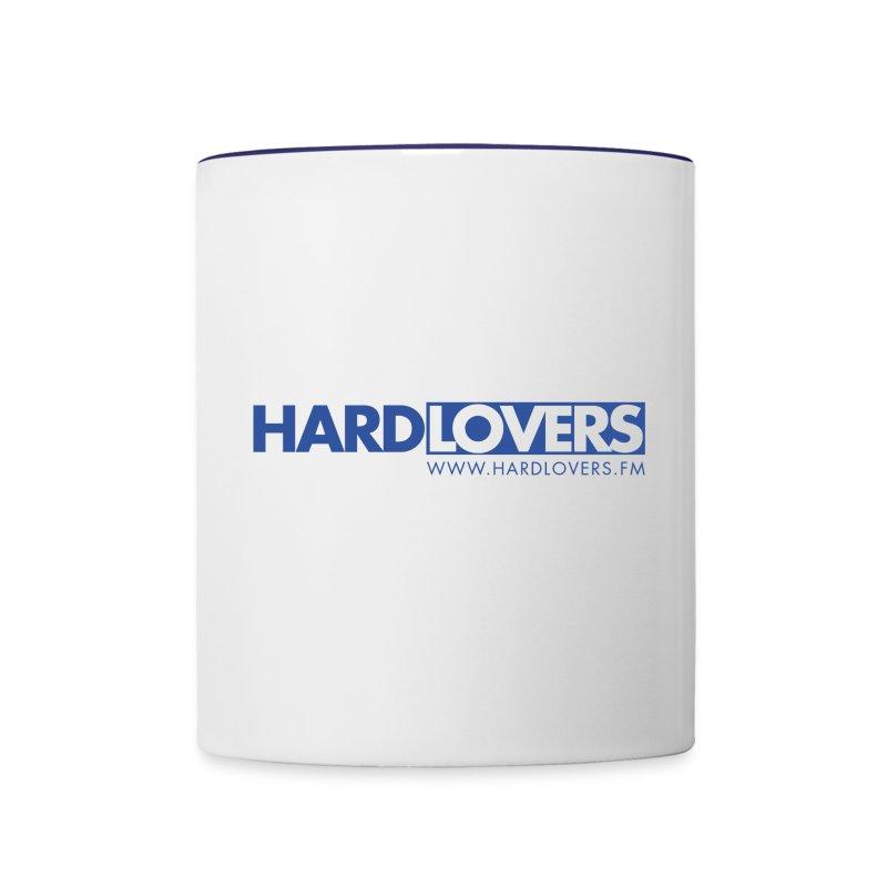 Logo Hardlovers - Tasse zweifarbig
