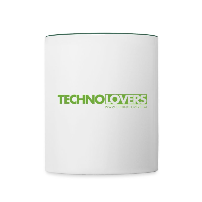 Logo Technolovers - Tasse zweifarbig