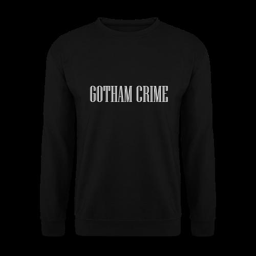 GOTHAM CRIME - Männer Pullover
