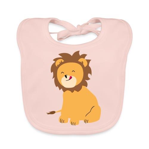 Lätzchen Löwe - Baby Bio-Lätzchen