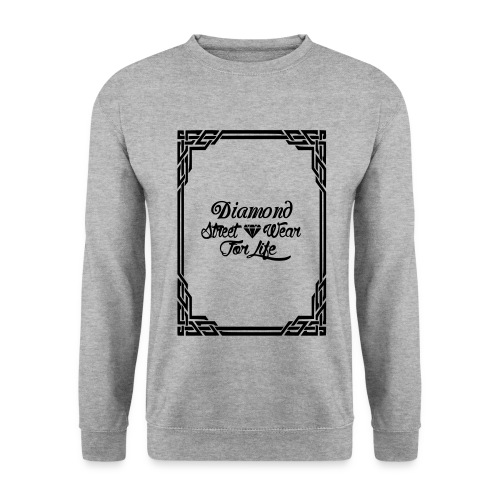 DIamond Street Life  - Sweat-shirt Homme