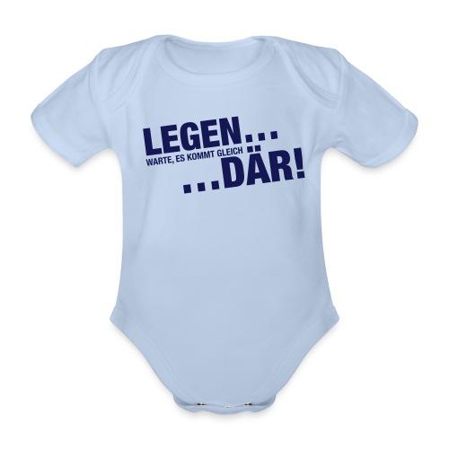 Legendär – Baby-Body (dh) - Baby Bio-Kurzarm-Body