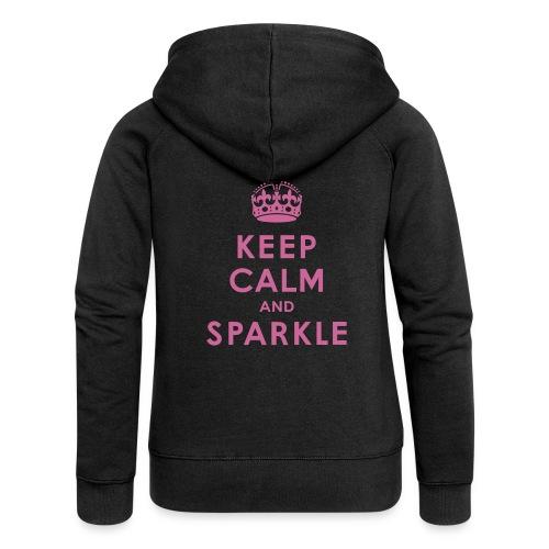 six pack princess - Women's Premium Hooded Jacket