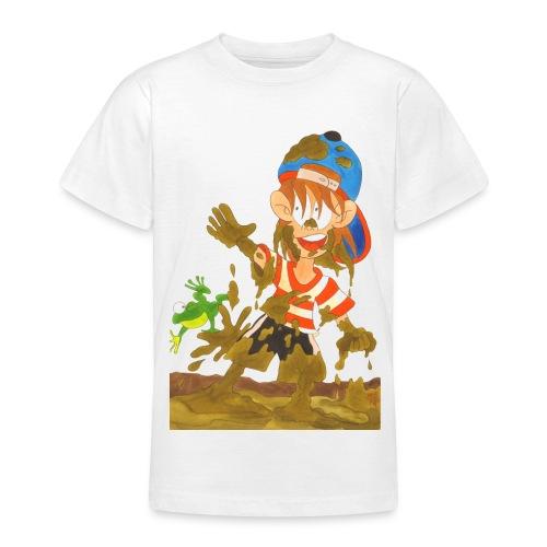 Matsch macht Spaß! - Teenager T-Shirt