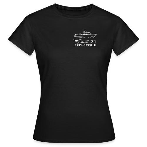 21 Explorer II - T-shirt dam
