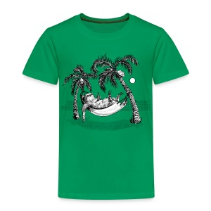 Sloth Shirts - Kids' Premium T-Shirt