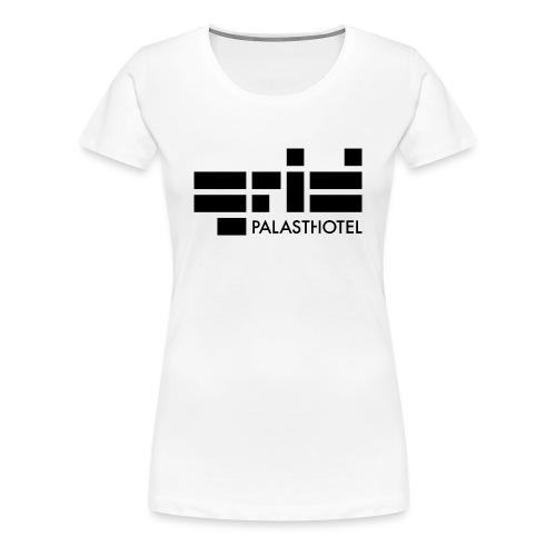 Palasthotel Grid - Frauen Premium T-Shirt