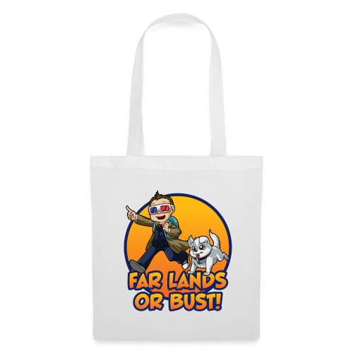 Far Lands or Bust Tote Bag - Tote Bag