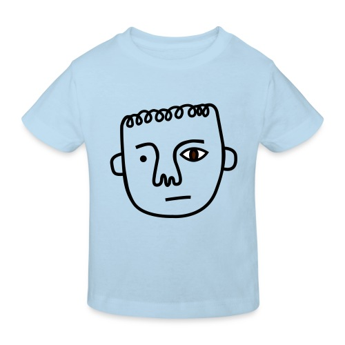 Uneven Stephen (3 colors) - Kids' Organic T-Shirt