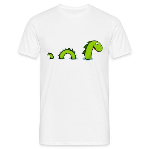 Nessi - Männer T-Shirt