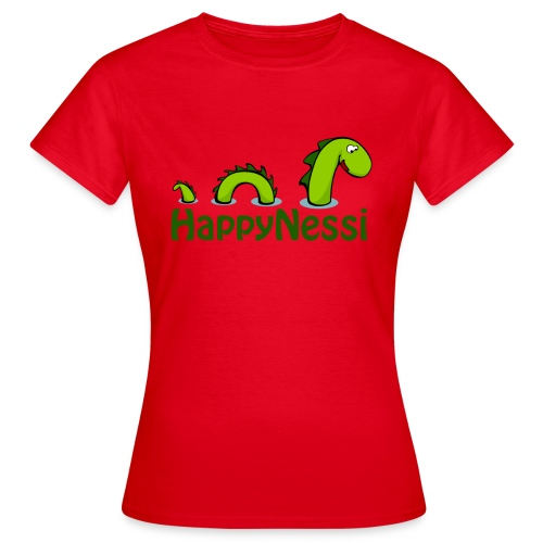 HappyNessi - Frauen T-Shirt