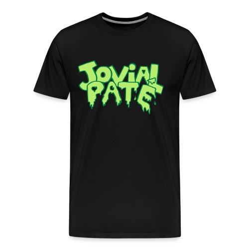 T-shirt Jovial Pâté logo VERT - T-shirt Premium Homme
