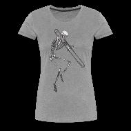 T-Shirts ~ Women's Premium T-Shirt ~ Rattlin Bone Women's Tee 4