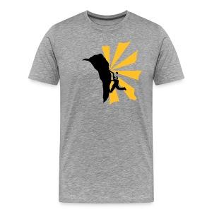 Boulder Sun T-Shirt - Männer Premium T-Shirt