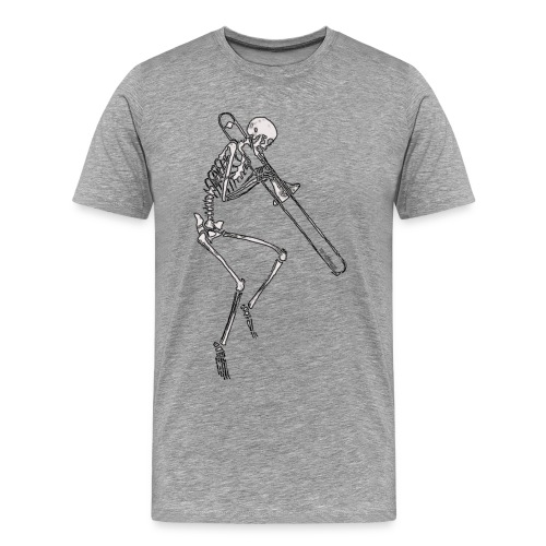 Rattlin Bone Men's Tee 4 - Men's Premium T-Shirt