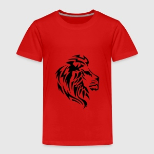 lion tribal tatouage dessin 14023 Tee shirts - T-shirt Premium Enfant