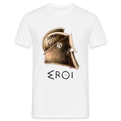 EROI - Maglietta Bianca - Maglietta da uomo