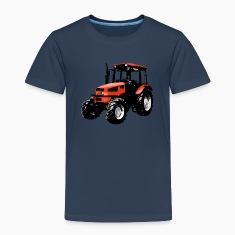 tractor red Shirts