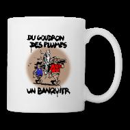 Bouteilles et Tasses ~ Tasse ~ MUG banquier