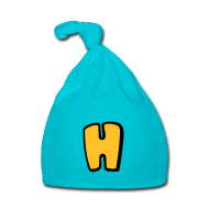 Baby Cap ~ Baby Cap ~ Alphabet H
