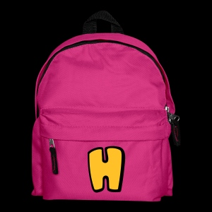 Alphabet H - Kids' Backpack
