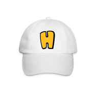 Caps & Hats ~ Baseball Cap ~ Alphabet H