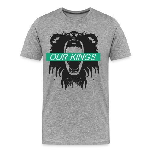 Our Kings T-Shirt Lion  - T-shirt Premium Homme