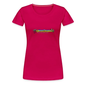 Freestyles For Women - Frauen Premium T-Shirt