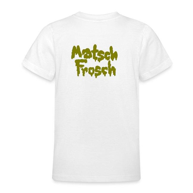 Frechdachse im Matsch