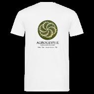 Tee shirts ~ Tee shirt Homme ~ Tee shirt Crop Circle