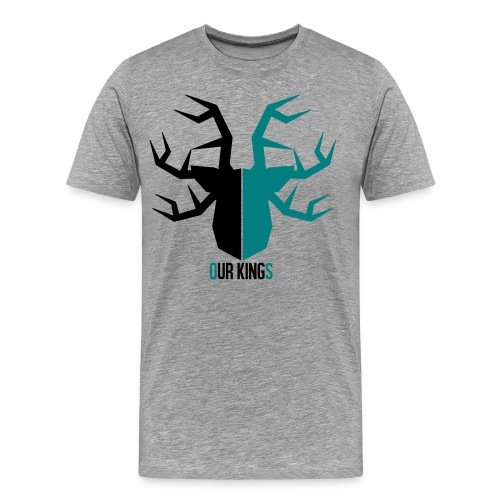 Our Kings T-Shirt Deer - T-shirt Premium Homme