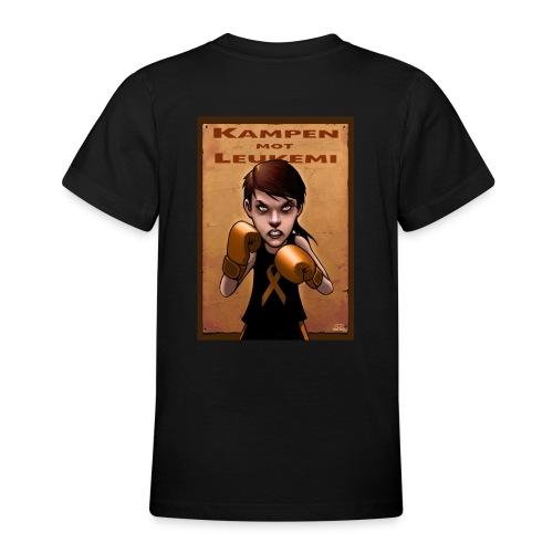 T-shirt tonåring - T-shirt tonåring