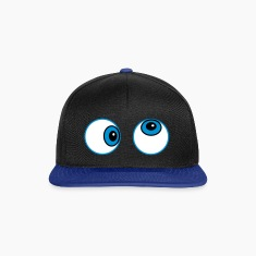 Eyes (d)  Caps & Hats