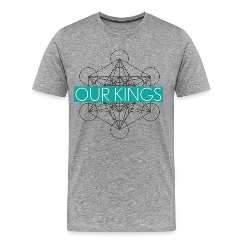 Our Kings T-Shirt Meta - T-shirt Premium Homme