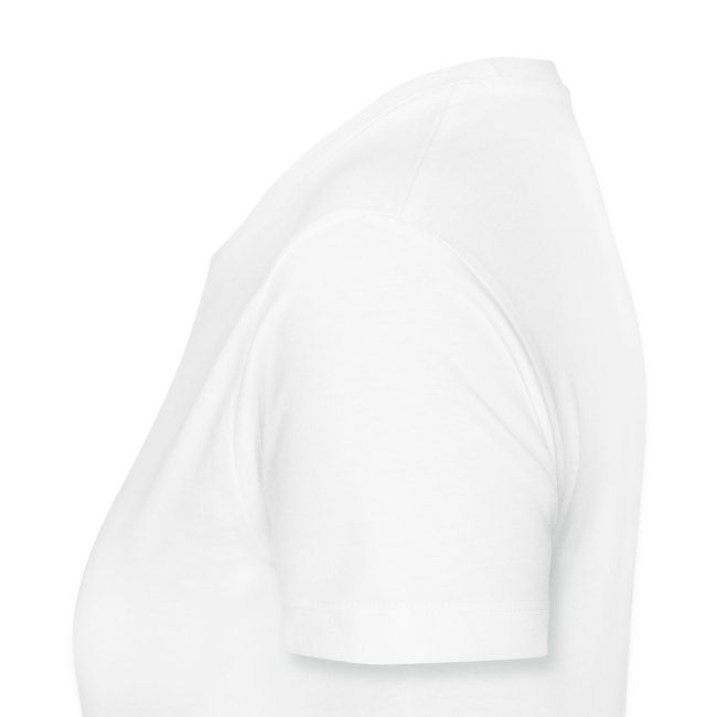 Hansa Studios T-Shirt Girl white Vintage