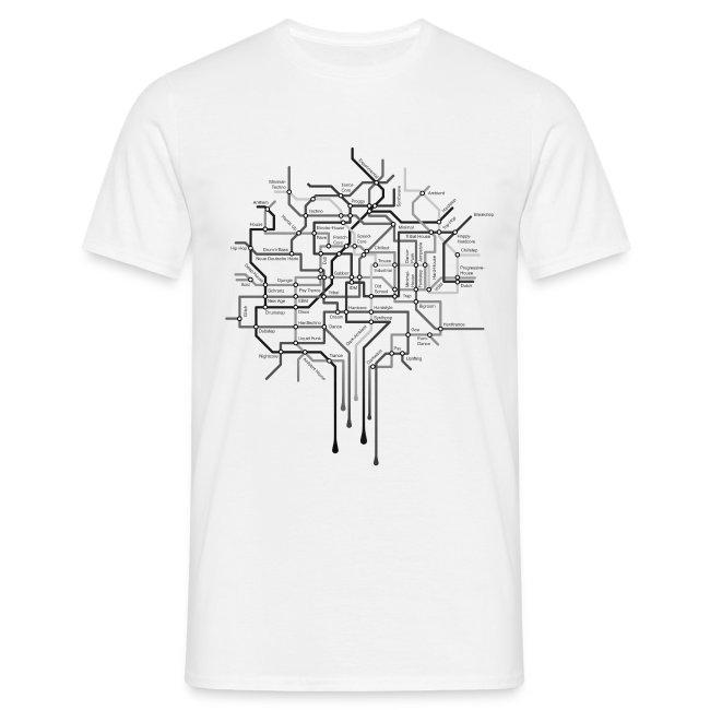 EDM Tree Shirt männl.