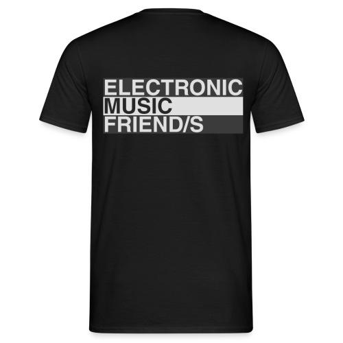 EMF Serious männl. - Männer T-Shirt