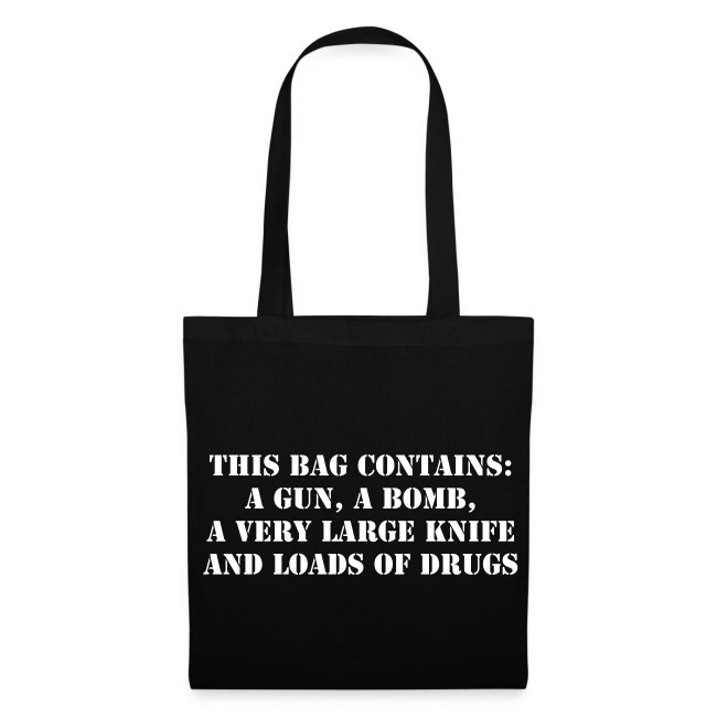 Prohibited items - Perfect Travel Bag