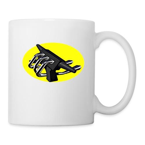 T3 Anvil - Mug blanc