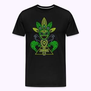 Ankh Mania - Men's Premium S-5XL Shirt - Mannen Premium T-shirt