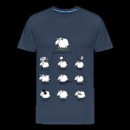 Camisetas ~ Camiseta premium hombre ~ Número del producto 27439127