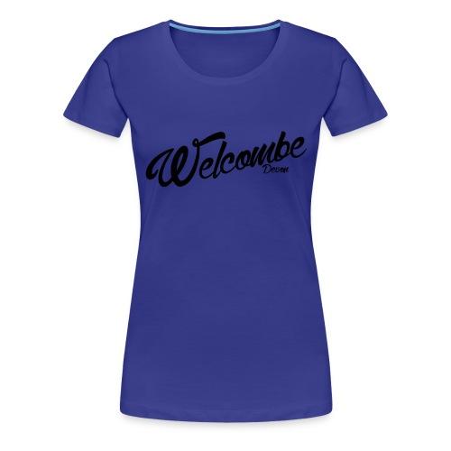 Welcome 2 Welcombe T - Women's Premium T-Shirt