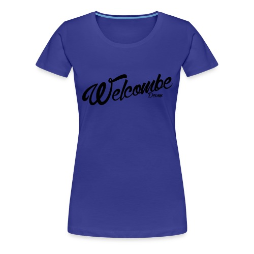 Welcome 2 Welcombe T - Women's Premium T-Shirt