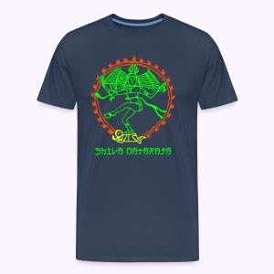 Shiva Nataraja Men Premium S-5XL - Mannen Premium T-shirt