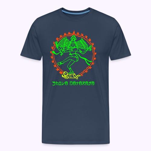 Shiva Nataraja Men Premium S-5XL - Men's Premium T-Shirt
