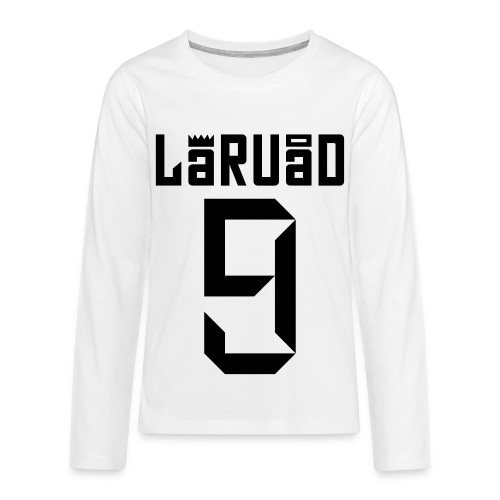 LARUAD NINE  M 2014 - Teenagers' Premium Longsleeve Shirt