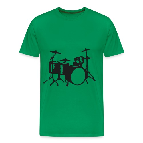 Tom Danto drums I - Männer Premium T-Shirt