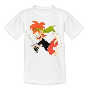 Piraten-Angriff 2 - Kinder T-Shirt