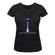 Tee shirts ~ Tee shirt col V Femme ~ Tee shirt Femme Abduction